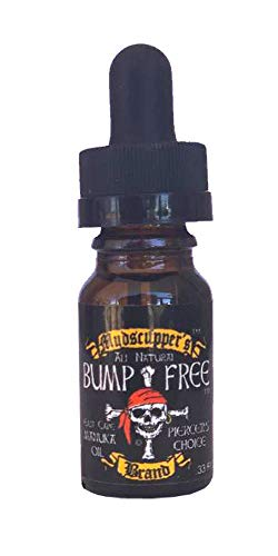 (Bump Free by Mudscupper's - Most Effective Treatment for Piercing Bumps - 100% All Natural - Over 95% Effective - 10 ml)
