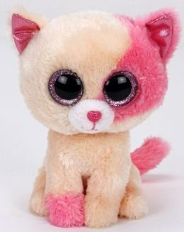 Kiki Kitty - Ty Beanie Boos Anabelle - Cat (Barnes & Noble Exclusive)
