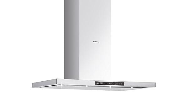 Silverline Leonis Premium Low 894.1 S/Campana Pared Acero Inoxidable//80 cm/A: Amazon.es: Grandes electrodomésticos