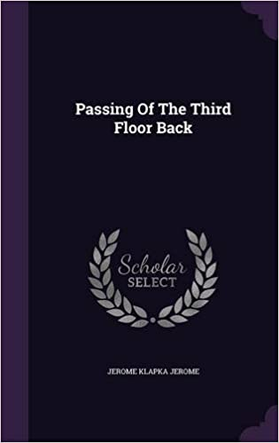 Book Passing Of The Third Floor Back