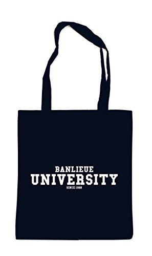 Banlieue University Bolsa Negro Certified Freak