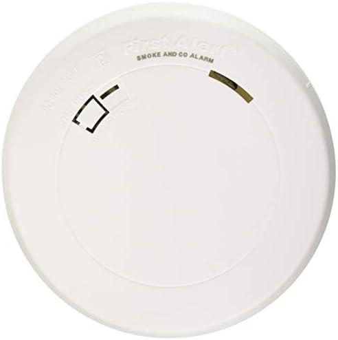 FIRST ALERT JARDEN First Alert Brake 1039868 Smoke Co Alarm, 10-Year – Quantity 1