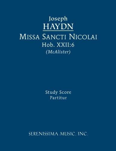 Download Missa Sancti Nicolai, Hob.XXII:6: Study score ebook