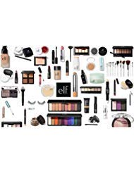 Elf Make Up (e.l.f. Makeup Assorted 10 Piece Lot Choose Your SKIN TONE Mixed ELF Cosmetics Kit with No Duplicates)