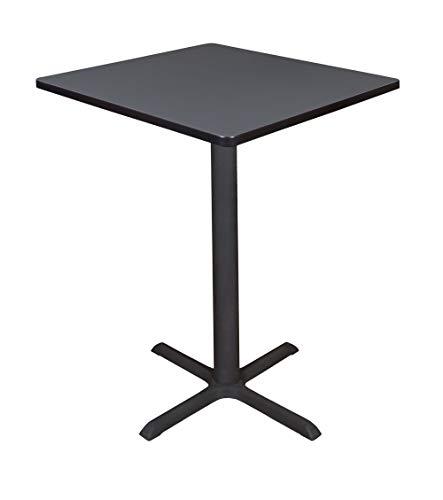 Regency A-TCB3030SL Cali Square Cafe Table, 30