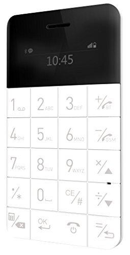 7 opinioni per Elari Cardphone. l'antismartfone ultrafine, grande come una carta di credito.