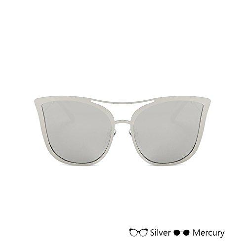 Para TIANLIANG04 Gato De Gafas F Espejo Damas De Mujer Un Lujo Gafas Sol Ojo De De Sol Ray q7pwrqx