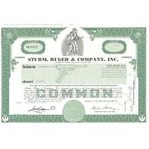 Sturm, Ruger & Co, Inc
