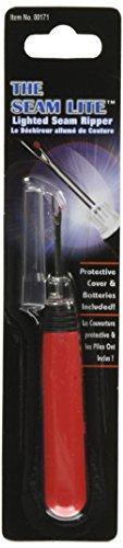 Widget Products W00171 The Seam Lite Lighted Seam Ripper-
