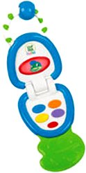 Sassy Leapfrog Tad's Cell Phone Infant Toy