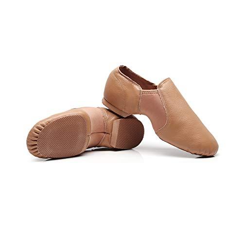 En Dogeek Dos Colores Zapatos Marrón Jazz Disponible gfqftr