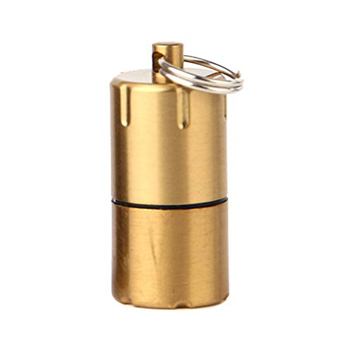 - Sizet Aluminium Alloy Classical Mini Lighter Portable Oil Lighter Birthday Gift EDC Key Chain Accessories