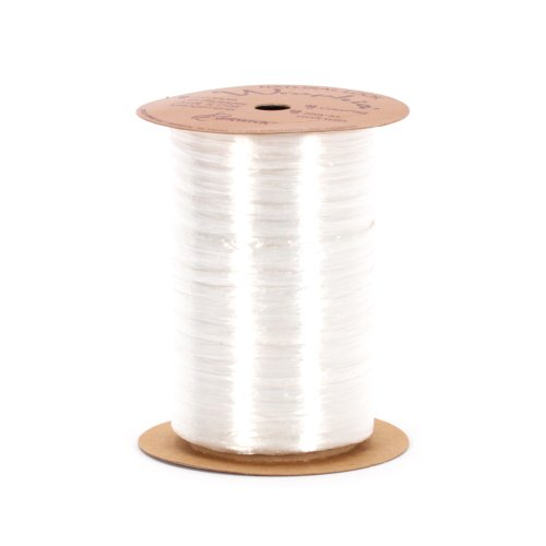 Berwick Wraphia Pearlized Rayon Craft Ribbon, 100-Yard Spool, - Rayon Pearlized Ribbon Raffia
