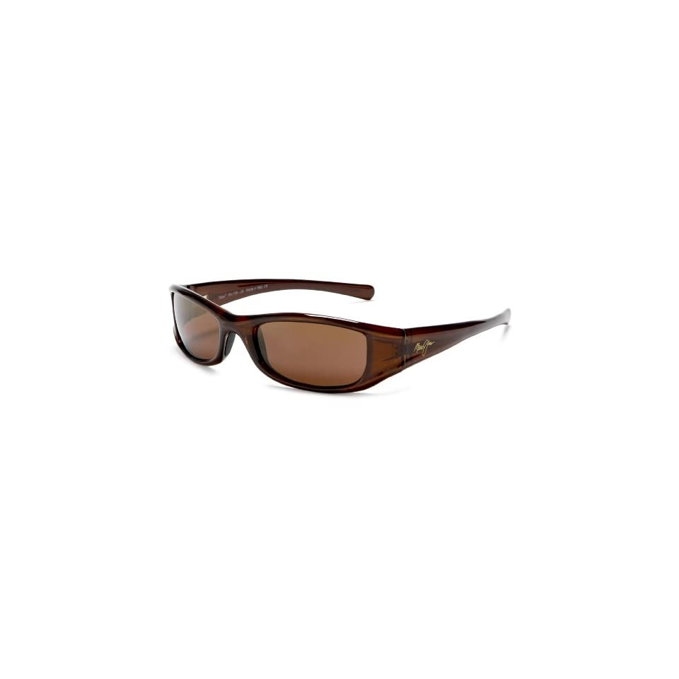 Maui Jim Shaka 105 26 Sunglasses Bronze Polarized