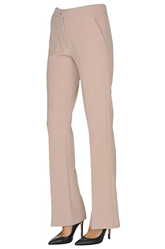 Hopper Mcglpnc000005026e Mujer Poliéster Beige Pantalón qfUSq