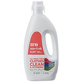 IFB Essentials Fluff Front Load Fabric Liquid Detergent – 1 liters