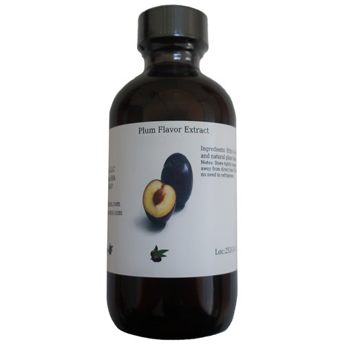 Plum Natural Flavor 128 oz by OliveNation by OliveNation