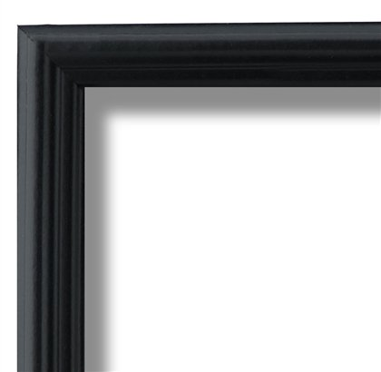 Amazon.com - US Art Frames 23 by 28-Inch Picture Frame, Smooth Wrap ...