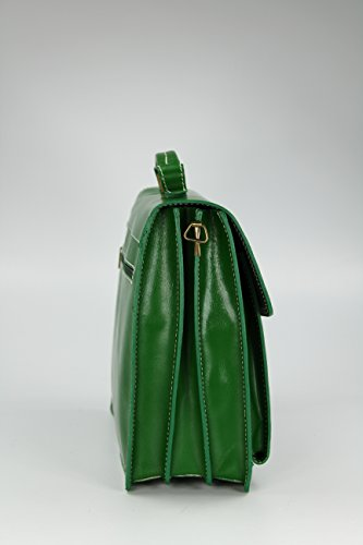 main femme Belli Vert à sac qttRWET