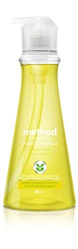 method Spülmittel Lemon plus Mint, 6er Pack (6 x 532 ml)