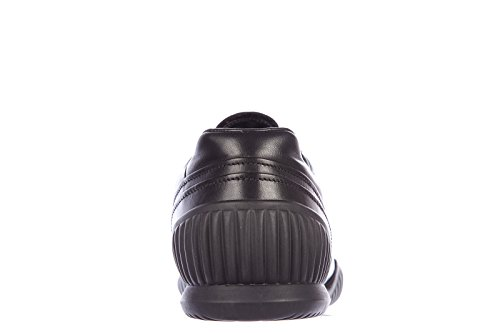 Prada Zapatos Zapatillas de Deporte Hombres EN Piel Nuevo Negro