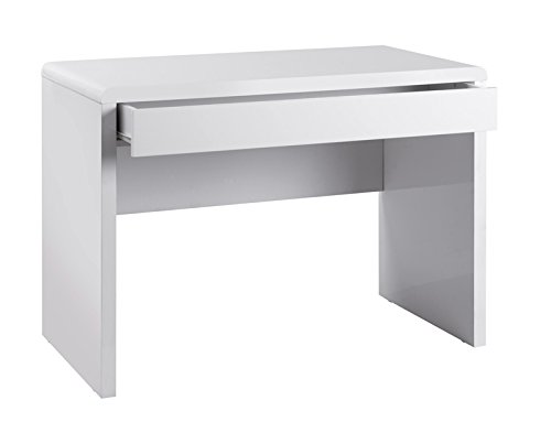 Small Computer Desk With Keyboard Drawer