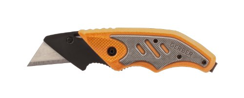 Gerber 30-000425 Transit Folding Utility Knife, Outdoor Stuffs