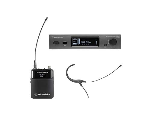 Audio-Technica 3000 Series Wireless System Wireless Microphone System Headworn Mic (ATW-3211/892EE1) 3000 Series Wireless System