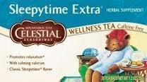 Celestial Seasonings Sleepytime Extra Wellness Tea 20 tea bags (a)