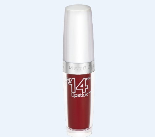 Maybelline New York Superstay 14 hour Lipstick, Continuous Cranberry, 0.12 Ounce