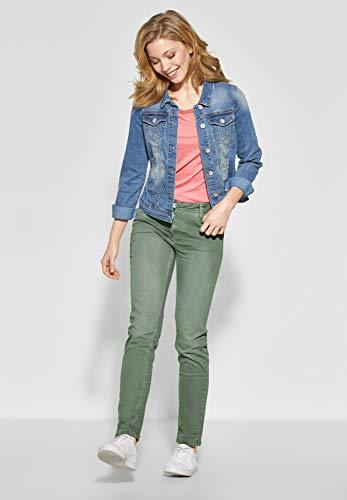 Donna Kaki Cecil Slim Jeans Chiaro qZZC6txBEw