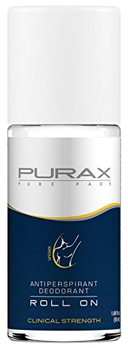 Purax Deodorant/Antiperspirant Roll On 13700