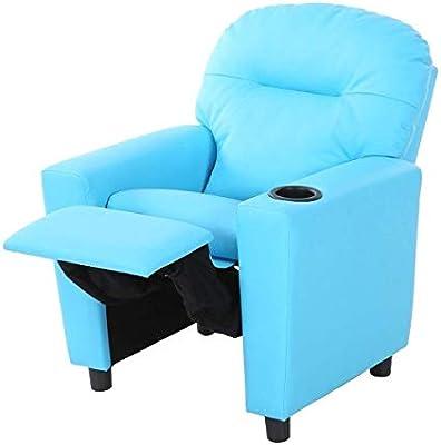 Amazon.com: HONEY JOY - Mueble reclinable para niños ...