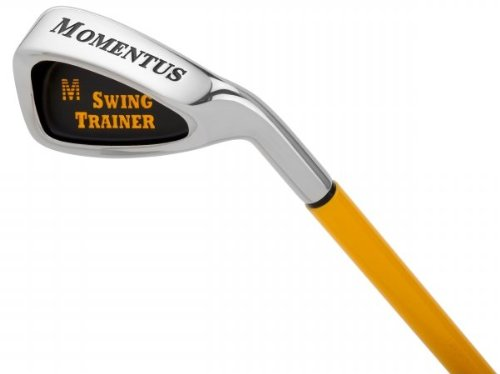 Momentus Men's Swing Trainer Iron with Training Grip (Right Hand)