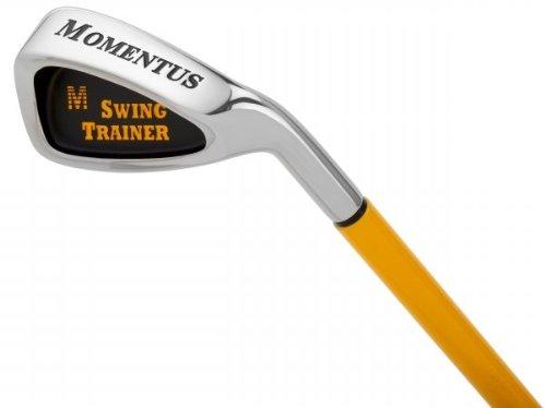 Momentus Golf Golf Swing Trainer (Momentus Men's Swing Trainer Iron with Training Grip (Right)