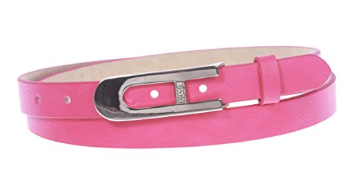 Horseshoe Rhinestone Belt - 8