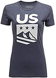 Spyder U.S. Ski Team Crest Short Sleeve T-shirt