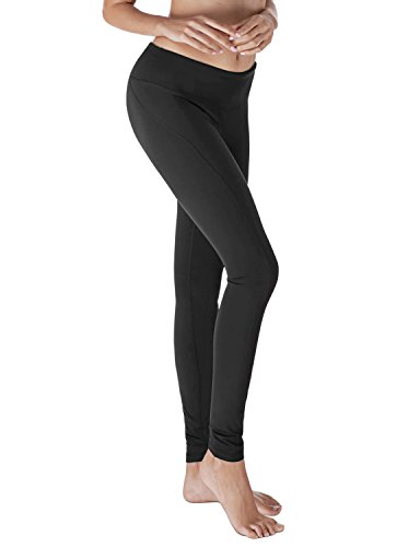 e80f9042e4d9f Galleon - Yogareflex - Yoga Pants For Women - Active Yoga Leggings Pant -  Hidden Pocket (From XS To 2XL) , Black , X-Large