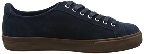 Kickers Herren Tovni Lacer Sued Am Sneaker Blau (Navy)