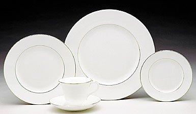 Wedgwood Signet Platinum Dinner Set (Platinum Dinnerware Signet)