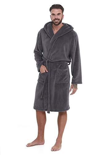 Para Plain Grey Hooded Hombre Stonebridge Albornoz 1Rq65nnA