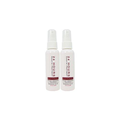 "Rejuvenol 24 Hours Keratin Treatment with Collagen 2oz ""Pack"