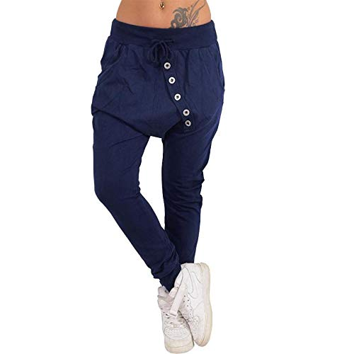 MTOFAGF Pants Women Low Waist Drawstring Solid Color Trousers Summer Long Pants MTOFAGF Brings You The Best Color : Green, Size : XXL