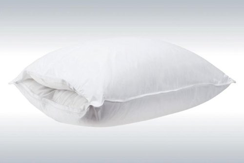 - Lacozee by DownTown Company Build A Pillow - Designed with You in Mind, Create Your Own Comfort Zone, Removable, Interchangeable Core, Down Alternative Pillow, Queen Size