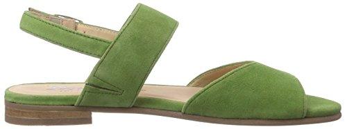 Sioux Gidena - sandalias abiertas de cuero mujer verde - verde (Lime)