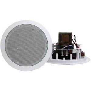 Pyle PylePro PDIC80T Speaker - 2-way - 2 Pack (PD-IC80T) - by Pyle
