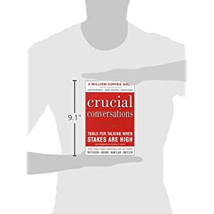 Crucial Conversations - size