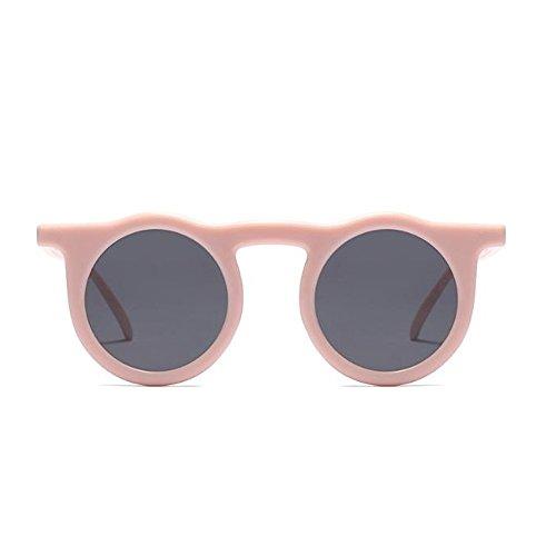 Femmes Peggy des de la pour de personnalité Lunettes Soleil des Vacances de Gu Conduite C4 Protection Rondes UV de 1Rw17Cqpx