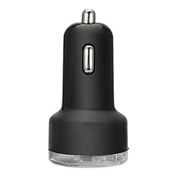 Jullyelegant Adaptador de Cargador de Coche USB Universal ...