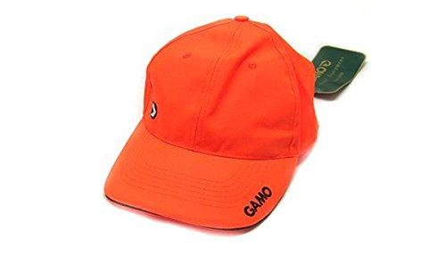 Gamo Outdoor Safe Gorra, Hombre, Naranja, Talla Única 458097595U